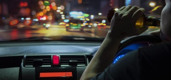 Houston Drunk Driver